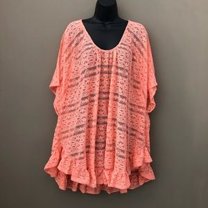 Victoria's Secret High Low Cover-up